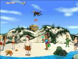 Scholastic's The Magic School Bus Explores the Ocean Windows The class arrives at the Sandy Beach area