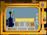 Scholastic's The Magic School Bus Explores the Ocean Windows In this experiment the player adjusts wind and ocean floor slope to produce a perfect wave for Liz to surf