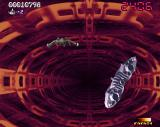 Super Stardust Amiga Enemy vessel approaching from behind!