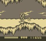 Battletoads Game Boy Third Level