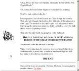 Zork: The Cavern of Doom Browser Situating the adventure, nominally, in a Zorkian context