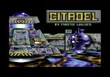Citadel Commodore 64 Loading screen