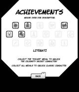 Shift 3 Browser Five out of sixteen achievements unlocked.