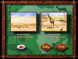 SimSafari Windows The game can be started from scratch or already set up