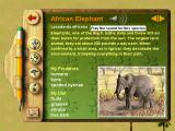 SimSafari Windows The info sheets also allow the player to hear how the animals sound