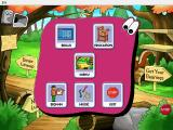 Reader Rabbit's Kindergarten Windows Pressing CTRL + P brings up the parent options