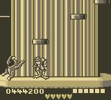 Battletoads Game Boy Seventh (and final) Level