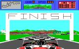 The Cycles: International Grand Prix Racing Amiga Starting Single Race Mode
