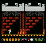The Incredible Crash Dummies NES Level 1, Stage 1 begins