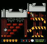 The Incredible Crash Dummies NES Getting the balloon powerup