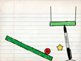 Sketch It Browser You need to be quick in this level or the ball drops into oblivion.