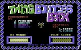 Coil Cop Commodore 64 Title screen (UK release)