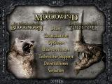 The Elder Scrolls III: Morrowind - Game of the Year Edition Windows Auto-start menu (German release)