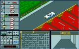 Chicago 90 Amiga Playing as Cop