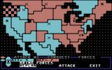 Lords of Conquest Commodore 64 About to attack