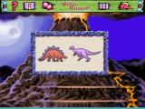 Scholastic's The Magic School Bus Explores in the Age of Dinosaurs Windows A mini-platform game: choose your dino!
