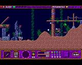 Traps 'n' Treasures Amiga Treasure chests contain gold which you can spend in the shop.