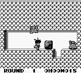 Catrap Game Boy The first round is easy, just walk to the right.