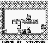 Catrap Game Boy Round 31, you have to work together.