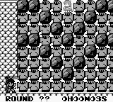 Catrap Game Boy The final round, the hardest of them all