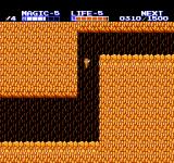 Zelda II: The Adventure of Link NES You need the fairy-spell to reach some places.