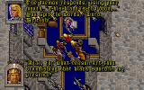 Ultima VII: Forge of Virtue DOS Even the mighty Lord British himself is vulnerable to the Blackrock Sword. But there's actually an easier way to kill him that won't alert the guards