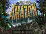 Hidden Expedition: Amazon Windows Main menu