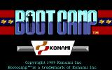 Boot Camp DOS Title screen (EGA)
