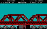 Rush'n Attack DOS Now you have a flame thrower (CGA)