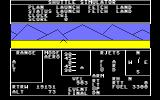 Shuttle Simulator Commodore 64 Approaching the runway