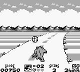 Taz-Mania Game Boy and fetch the treasures.