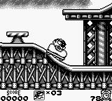 "Taz-Mania Game Boy No, this isn't <moby game=""Rollercoaster Tycoon"">Rollercoaster Tycoon</moby>."