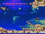 Wonder 3 PlayStation Mechanical faces spew out enemy fighters