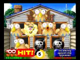Point Blank PlayStation Shoot the birds as they pop out of this giant cuckoo clock