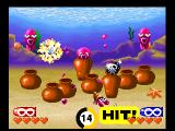 Point Blank PlayStation Shoot the octopuses as they pop up