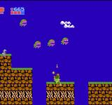 Kid Icarus NES After the first fortress, you reach the Over-world. Here the game scrolls horizontally (it scrolls vertically in the Underworld).