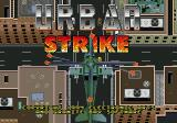 Urban Strike Genesis Title Screen