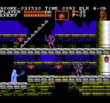 Castlevania III: Dracula's Curse  NES Syfa is physically weak, but can use powerful magic.