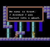 Castlevania III: Dracula's Curse  NES Grant is another companion.