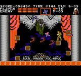 Castlevania III: Dracula's Curse  NES As usual in Castlevania games, the Grim Reaper is one of the bosses.