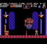Castlevania III: Dracula's Curse  NES This abomination is Dracula's second form.