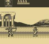 Double Dragon III: The Sacred Stones Game Boy Mission 4 - Italy