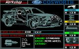 Lombard RAC Rally Amiga Workshop
