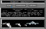 Skyfox II: The Cygnus Conflict Amiga Mission description