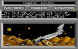 Skyfox II: The Cygnus Conflict Amiga Mission summary