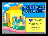 Sammy's Science House Windows Title screen
