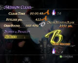 Devil May Cry 4 Windows Mission complete