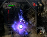 Devil May Cry 4 Windows Powerful fist punch