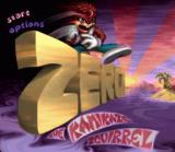 Zero the Kamikaze Squirrel SNES Ahhh, title screen.
