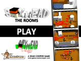 Boxhead: The Rooms Browser Main menu